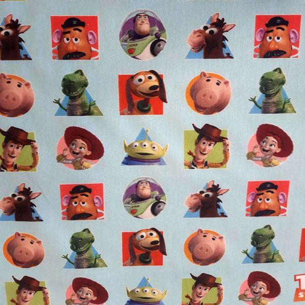 Popelin estampado,Toy Story