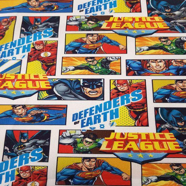 Popelin estampado,Super Heroes