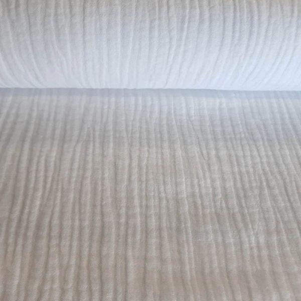 Gasa de bambula  blancaA0371