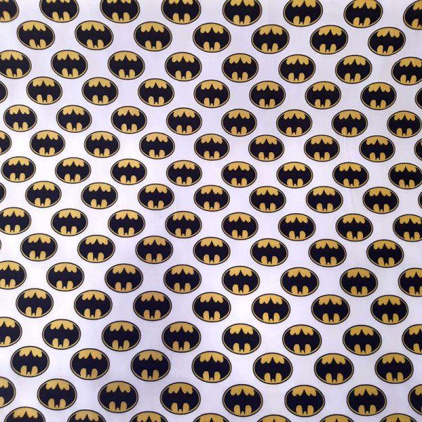 Popelin estampado,Batman