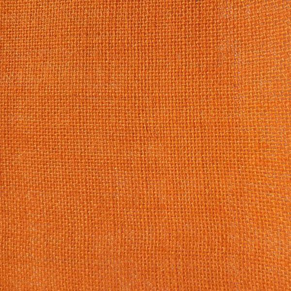 Tela de Yute Naranja